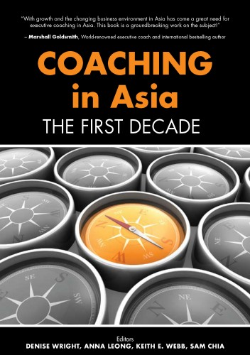 Coaching in Asia Cover