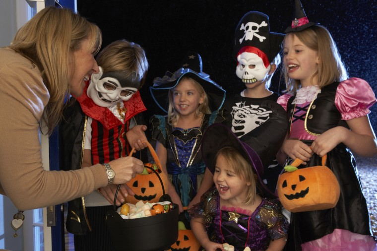 Trick or Treat and Coaching