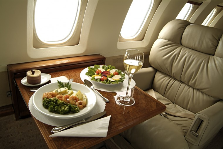 7 Ways to Fly First Class for Economy Prices