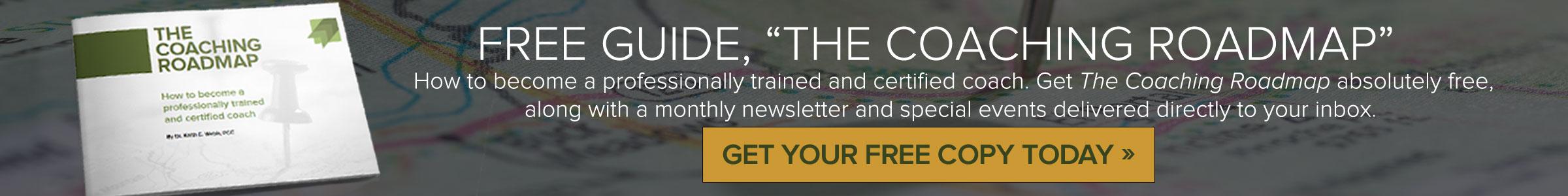 Free Guide: The Coaching Roadmap